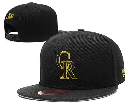 Colorado Rockies Hat TX 150306 08