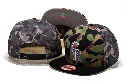 Colorado Rockies Hat XDF 150226 078