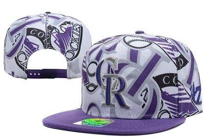 Colorado Rockies Hat XDF 150624 31