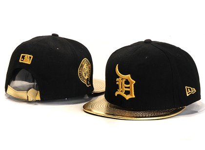Detroit Tigers New Type Snapback Hat YS7605