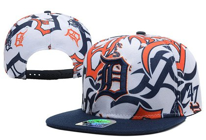 Detroit Tigers Hat XDF 150624 37