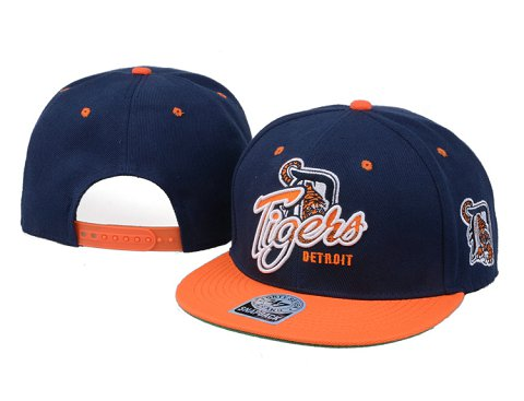 Detroit Tigers MLB Snapback Hat 60D1
