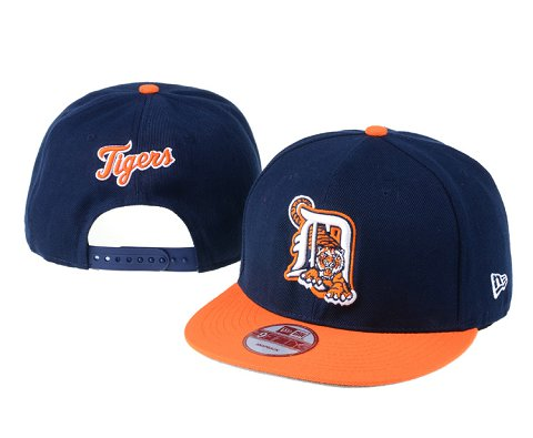 Detroit Tigers MLB Snapback Hat 60D3