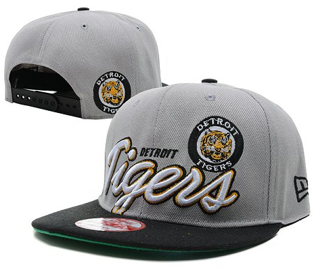 Detroit Tigers MLB Snapback Hat SD1
