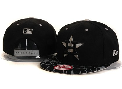 Houston Astros New Snapback Hat YS 4A09