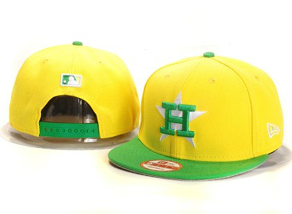 Houston Astros New Type Snapback Hat YS7614
