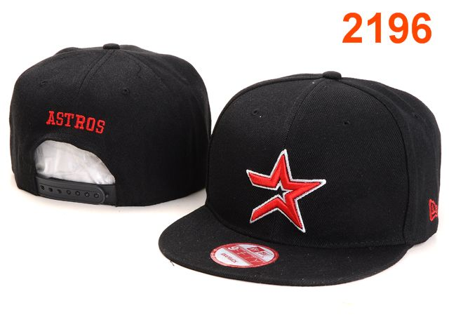 Houston Astros MLB Snapback Hat PT040
