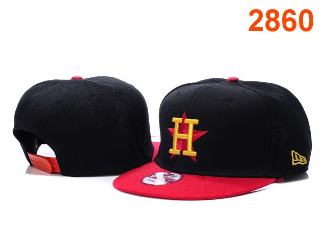 Houston Astros MLB Snapback Hat PT170