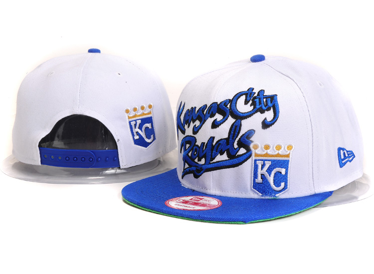 Kansas City Royals Snapback Hat YS 7628