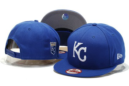 Kansas City Royals Snapback Hat YS M 140802 01