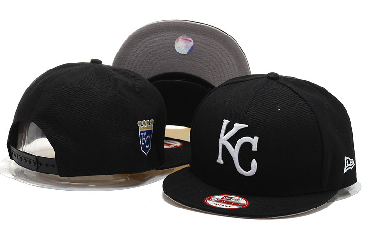 Kansas City Royals Snapback Hat YS M 140802 02