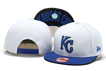 Kansas City Royals Snapback Hat YS M 140802 30