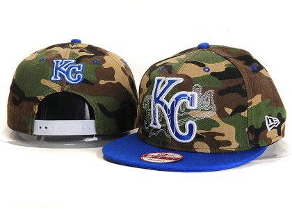 Kansas City Royals New Type Snapback Hat YS9T03
