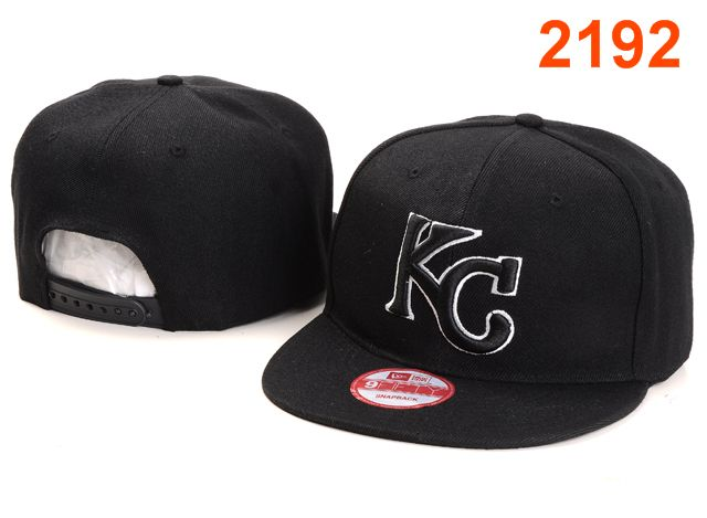 Kansas City Royals MLB Snapback Hat PT039
