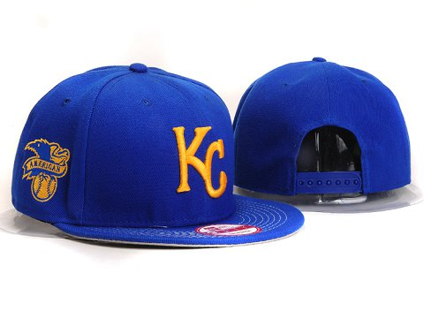 Kansas City Royals MLB Snapback Hat YX156