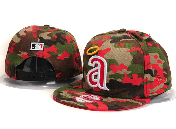 Los Angeles Angels Snapback Hat YS 7610
