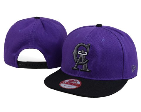Los Angeles Angels MLB Snapback Hat 60D1