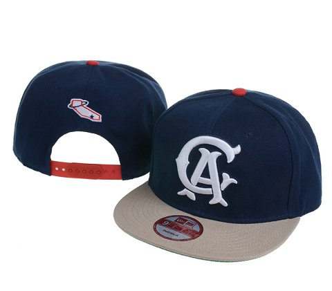 Los Angeles Angels MLB Snapback Hat 60D2