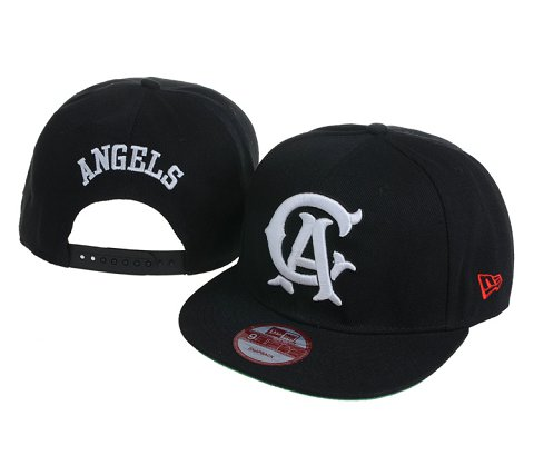 Los Angeles Angels MLB Snapback Hat 60D3