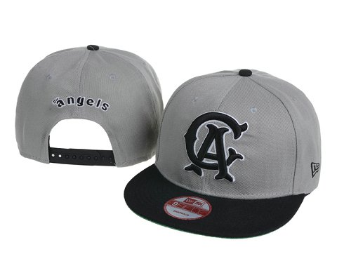 Los Angeles Angels MLB Snapback Hat 60D4
