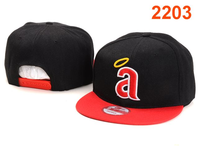 Los Angeles Angels MLB Snapback Hat PT046