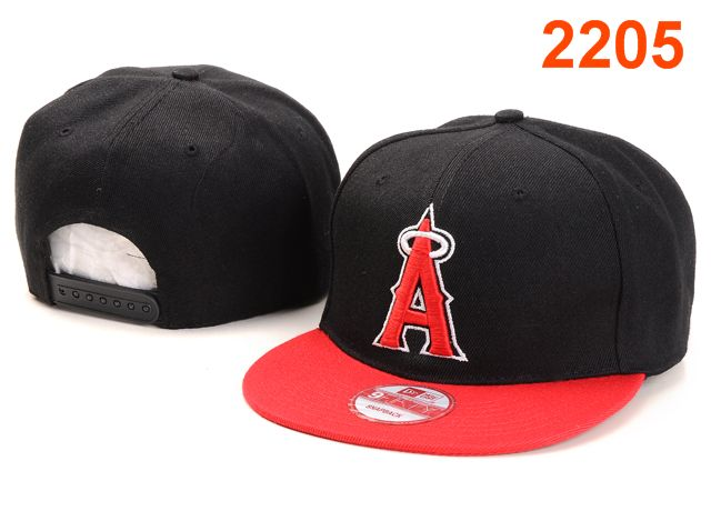Los Angeles Angels MLB Snapback Hat PT048