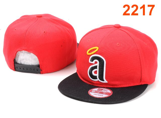 Los Angeles Angels MLB Snapback Hat PT058