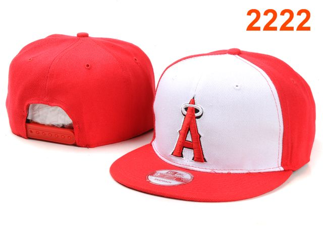 Los Angeles Angels MLB Snapback Hat PT062