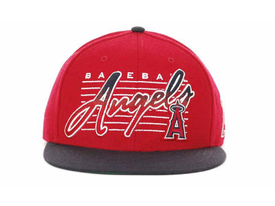 Los Angeles Angels MLB Snapback Hat Sf02