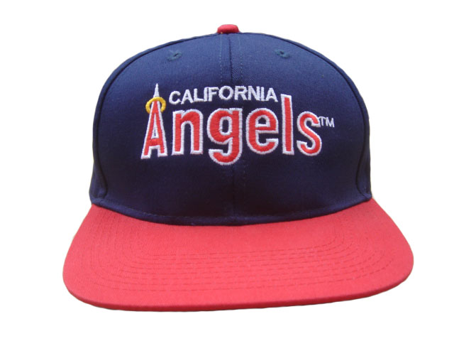 Los Angeles Angels MLB Snapback Hat Sf03
