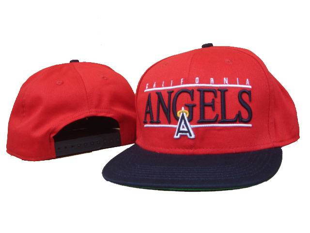 Los Angeles Angels MLB Snapback Hat Sf04