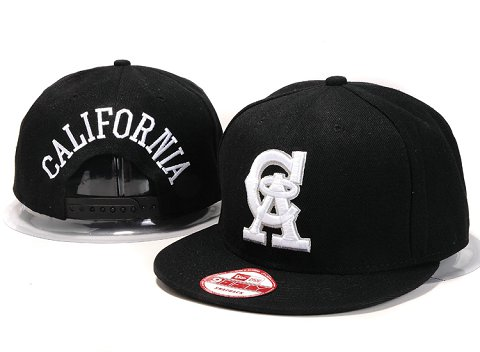 Los Angeles Angels MLB Snapback Hat YX105
