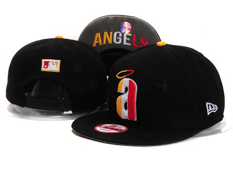 Los Angeles Angels MLB Snapback Hat YX146