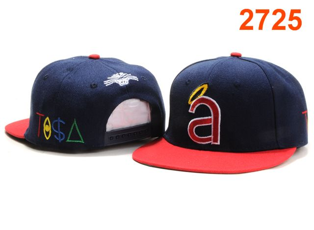 Los Angeles Angels TISA Snapback Hat PT31