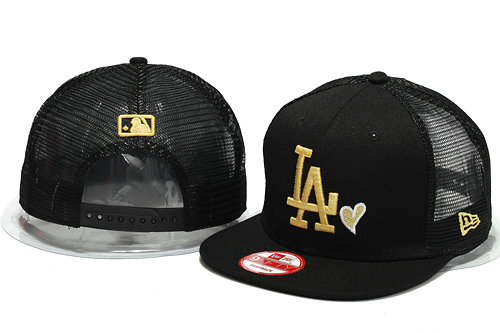 Los Angeles Dodgers Mesh Snapback Hat YS 1 0701
