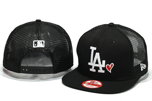 Los Angeles Dodgers Mesh Snapback Hat YS 0701