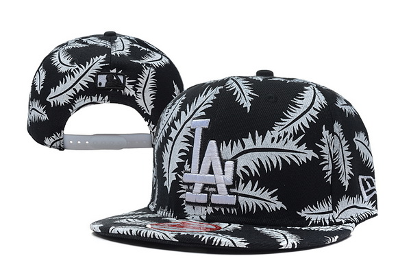 Los Angeles Dodgers Snapback Hat XDF 101