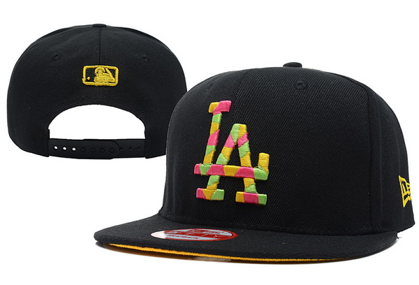 Los Angeles Dodgers Snapback Hat XDF 205
