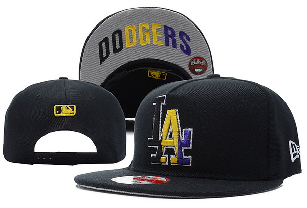 Los Angeles Dodgers Snapback Hat XDF 514