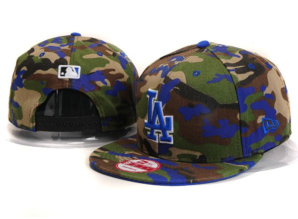 Los Angeles Dodgers Snapback Hat YX 8304