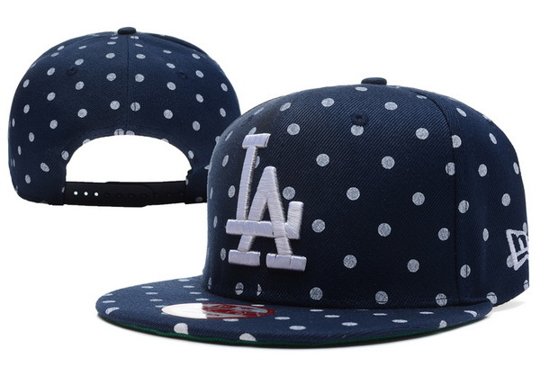 Los Angeles Dodgers Snapback Hat XDF 0512