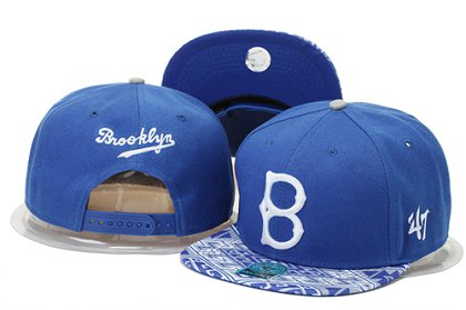 Brooklyn Dodgers Hat XDF 150226 028