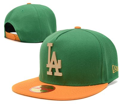Los Angeles Dodgers Hat SG 150306 02