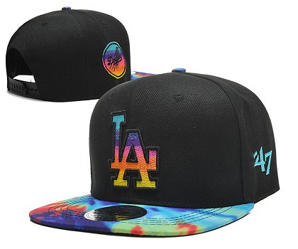 Los Angeles Dodgers Hat DF 150306 21