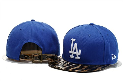 Los Angeles Dodgers Snapback Hat 0903 (4)