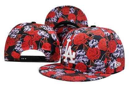 Los Angeles Dodgers Snapback Hat 0903 (5)