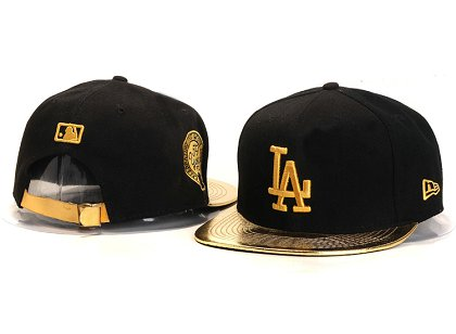 Los Angeles Dodgers New Type Snapback Hat YS7602
