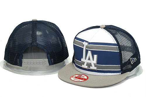 Los Angeles Dodgers Mesh Snapback Hat YS 0613