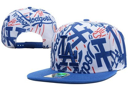 Los Angeles Dodgers Hat XDF 150624 35