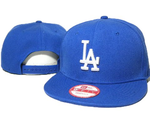 Los Angeles Dodgers MLB Snapback Hat DD8
